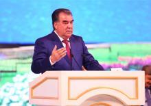 Пешвои миллат, Президенти Ҷумҳурии Тоҷикистон муҳтарам Эмомалӣ Раҳмон
