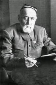 Айнӣ Садриддин Саидмуродзода (1878 - 1954)