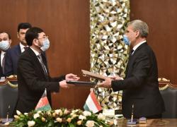 Соглашение между Комитетом по языку и терминологии при Правительстве Республики Таджикистан и Академией наук Исламской Республики Афганистан о сотрудничестве в области языка и терминологии